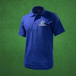 Official-Grassmen-Blue-Polo-T-Shirt-Sizes-L-XL-Farming-Merchandise-Agriculture