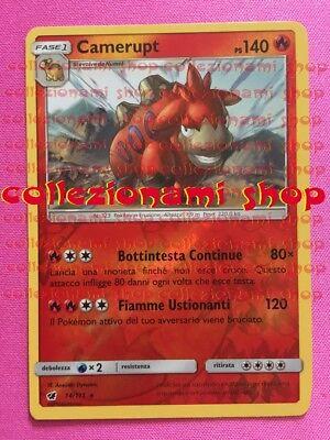 POKEMON CACNEA REVERSE HOLO FOIL in ITALIANO INVASIONE SCARLATTA 5//111