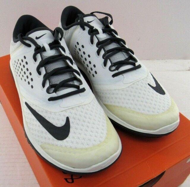 Mens Nike FS Lite 2 Black/yellow 724885
