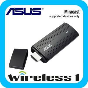 Au Stock Asus Miracast Wireless Media Streaming Dongle