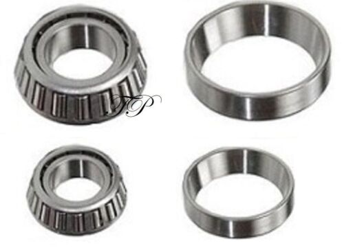 Front Wheel Bearings /& Seals For NISSAN 720 1980-1986 RWD