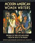 Modern American Women Writers by etc., Lea Baechler, Elaine Showalter, A. Walton Litz (Paperback, 1993)