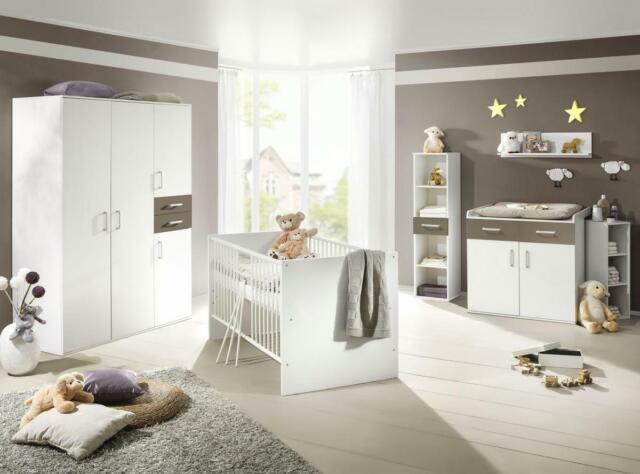 Babyzimmer Cariba 8tlg Eiche San Remo