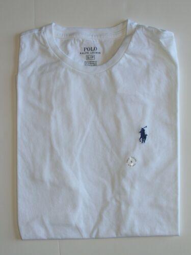 NEW Men Polo Ralph Lauren Crew Neck T Shirt Size S M L XL XXL STANDARD FIT.