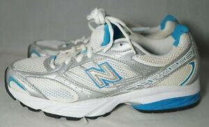New Balance Women's 427 Running Shoes Blue White 9 Medium   eBay