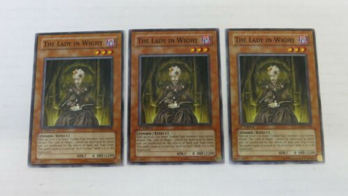 The Lady in Wight lodt-en038 1st Ed MINT-NM Common Yu-Gi-Oh!