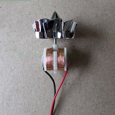 Micro-wind Turbine model LED power generator for Science and Educate Experiment