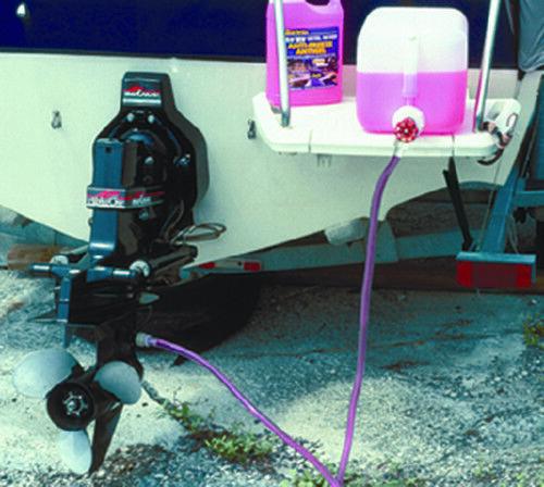 Starbrite Stiefel Marine Do-It-Yourself Winterizing & Entkalken Set