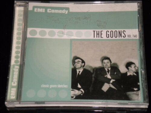 1 of 1 - The Goon Show - The Goons Vol. 2 - CD Album - 2001 - EMI Comedy - 3 Tracks