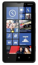 New Nokia Lumia 820 AT&T Unlocked GSM 4G 8GB Windows Mobile Smartphone Black