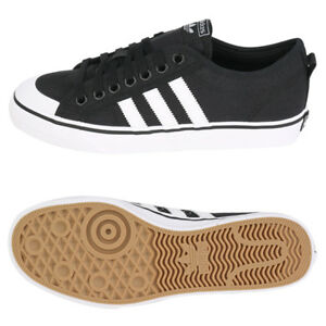 sports shoes 2670f 7a276 Image is loading Adidas-Originals-NIZZA-CQ2332-Athletic-Sneakers-Casual- Shoes