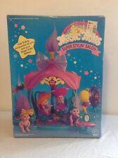 1991 Applause Magic TROLLS  Babies Stylin' Salon Station Playset NEW IN BOX MIB