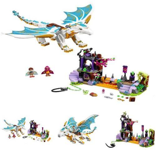 Elves Queen Dragon's Rescue 41179 Building Blocks Bricks Gift Toys For Kids NEW