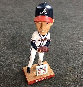 NIB-Tom-Glavine-Bobblehead-Baseball-Hall-of-Fame-Atlanta-Braves-2014-Coca-Cola-T