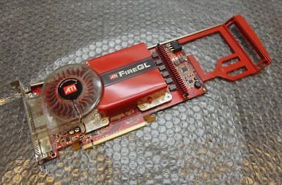 256mb Hp Ati Firegl V7200 Dual Dvi Pci-e Graphics Card 412832-001 413107-001 Schnelle Farbe