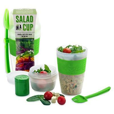 Salad Soup Breakfast In-A-Cup Liquid Lunch Pot Container