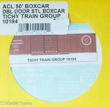 N Scale Tichy Train Group Decal #10040N TA/&G Boxcar 50/' Double Door