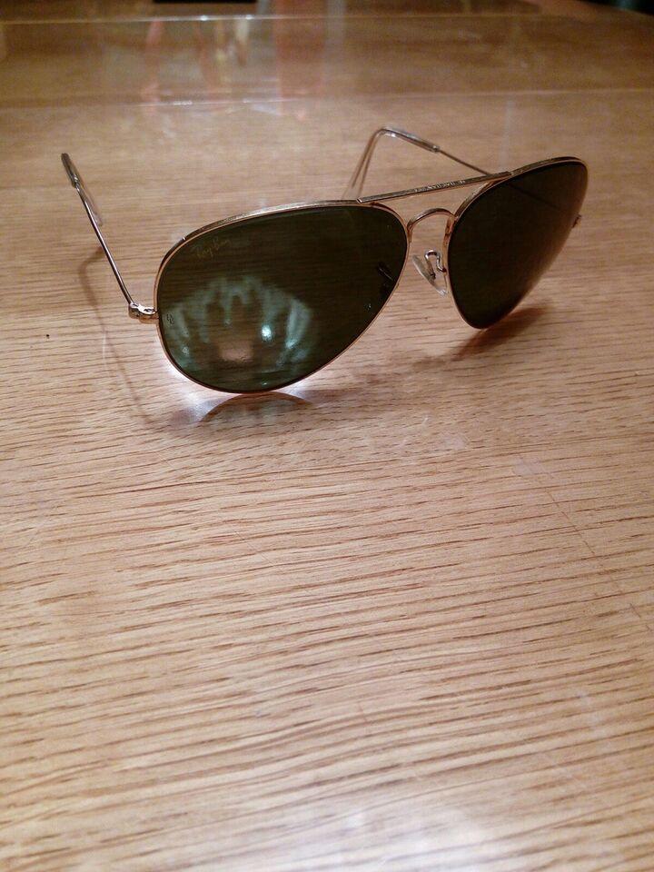 Solbriller herre, Ray Ban B&L – dba.dk – Køb og Salg af Nyt
