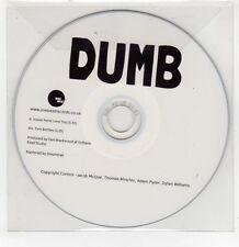 (GI263) Dumb, Super Sonic Love Toy - DJ CD