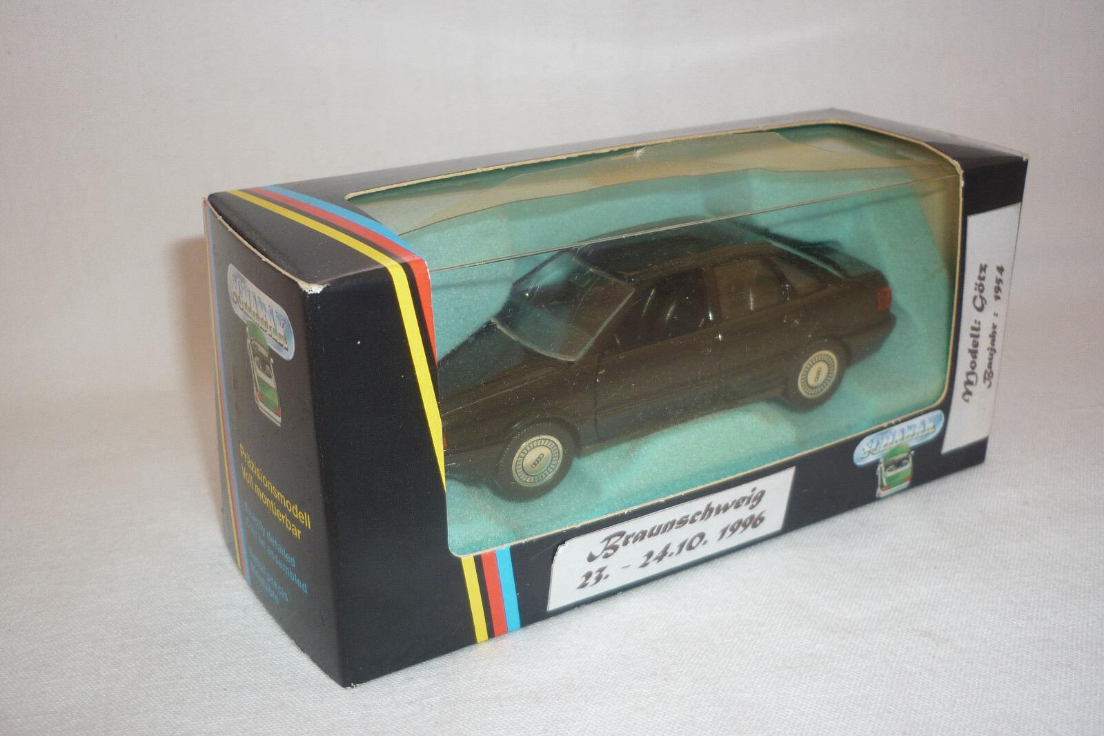 SCHABAK-modèle-Audi 90 Quattro-Neuf dans sa boîte - 1 43 - (4.div-38)