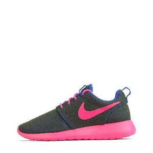 many styles best sneakers order Détails sur Nike Roshe Courir Femmes Baskets Décontracté Gym Chaussures  Hyper Cobalt / Rose