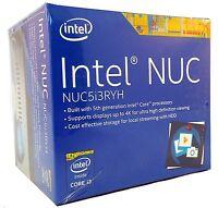Intel Nuc5i3ryh I3-5010u 2.1g- Mini Pc 8gb 256g Ssd 500g Hdd Wifi