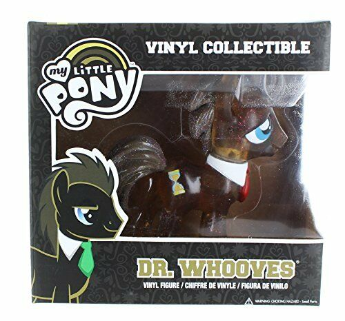 Funko POP My Little Pony Dr. Whooves (Clear Glitter Variant)