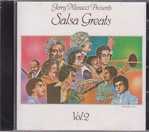 Various - Jerry Masucci Presents - The Salsa Greats - Vol. II
