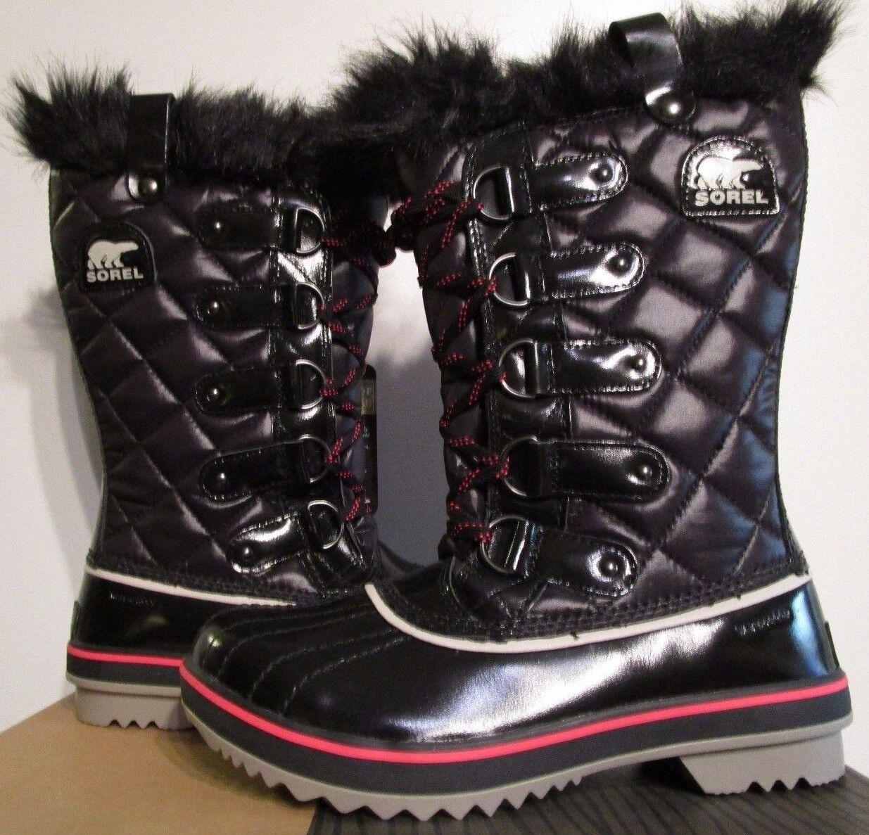 Damenschuhe 7-7.5-8-8.5-9-10 Sorel Tofino Nylon Waterpoof Insulated Warm Snow Stiefel