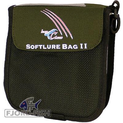 Iron Claw Softlure Bag I Vorfachtasche Anglertasche Angeltasche