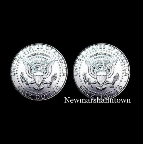 2019 P+D Kennedy Half Dollar ~ U.S Coins from Mint Rolls
