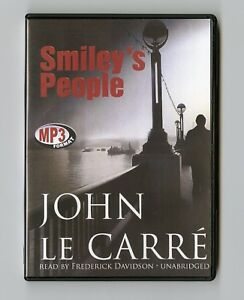 Smiley-039-s-People-by-John-le-Carre-Unabridged-Audiobook-MP3CD