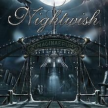 Imaginaerum-Ltd-Digipak-mit-Poster-von-Nightwish-CD-Zustand-gut