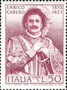 ITALIA-ITALY-1973-Enrico-Caruso-Music-Opera-Set-1-Stamp-MNH