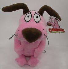Courage The Cowardly Dog Soft Toy Plush 12''
