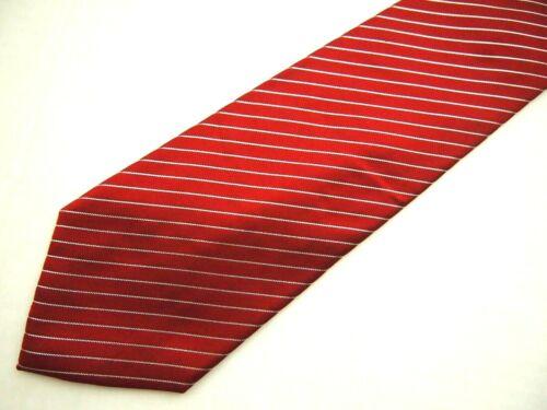 Hanover red tone mens necktie