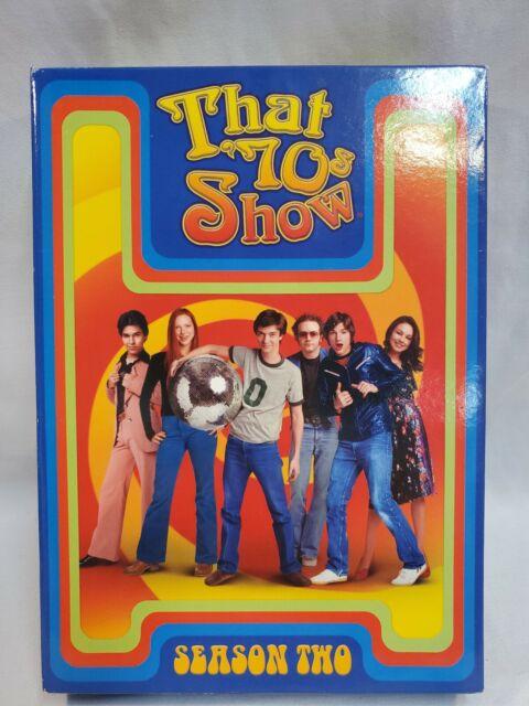 That '70s Show: Season 2 DVD - Tanya Roberts - Ashton ...