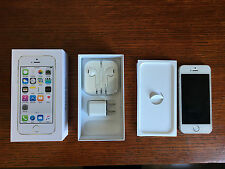 As-is Apple iPhone 5s - 16GB - Silver (Bell Mobility) Smartphone