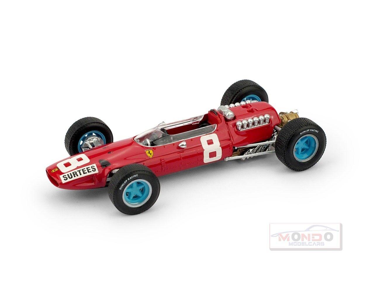 Ferrari 512 G.P. Italia John Surtees 1965 - Brumm R298 1 43 Modellino Diecast