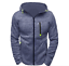 Men-039-s-Warm-Hoodie-Hooded-Sweatshirt-Coat-Jacket-Outwear-Jumper-Winter-Sweater thumbnail 3