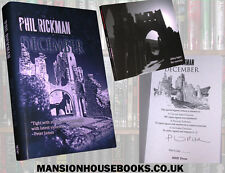 Phil Rickman December Signed Limited Edition #50/300
