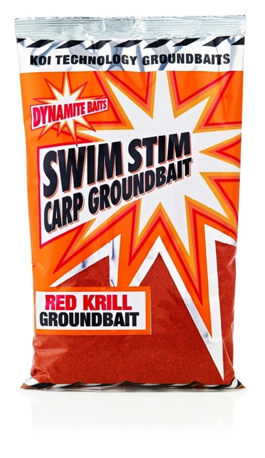 Dynamite Swim Stim Red Krill Groundbait 10 x 900g Bags Fishing Bait
