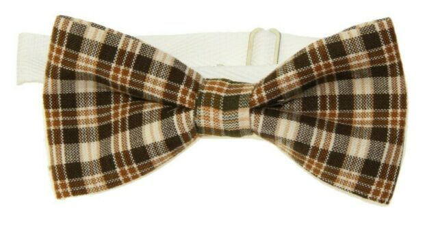 Men/'s Pre Tied Bow tie Classic 2.5 Inch Bowties for Men with Adjustable Strap