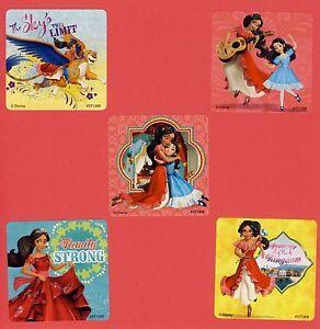 10 Disney Princess Elena of Avalor Large Stickers Princess Isabel