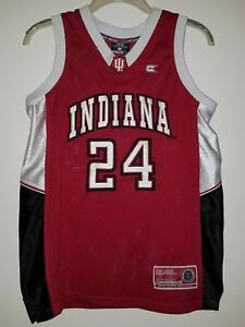 c6e30c3c897 Image is loading Indiana-Hoosiers-College-Basketball-jersey-Youth