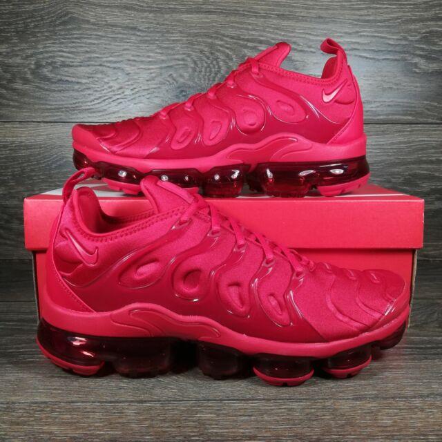 Nike Air VaporMax Plus Triple Red
