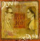 Joe Bonamassa & Beth Hart Don't Explain CD 2012