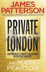 James-Patterson-Private-London-Tout-Neuf-Livraison-Gratuite-Ru