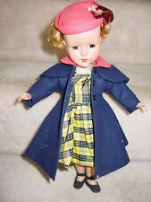 """AMERICAN CHARACTER SWEET SUE HARD PLASTIC DOLL 15"""" WITH FASHION"""