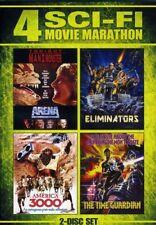 Sci-Fi 4 Movie Marathon (DVD, 2013, 2-Disc Set)